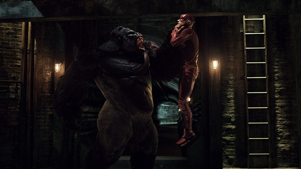 Gorilla Grodd in The Flash | Source: The CW
