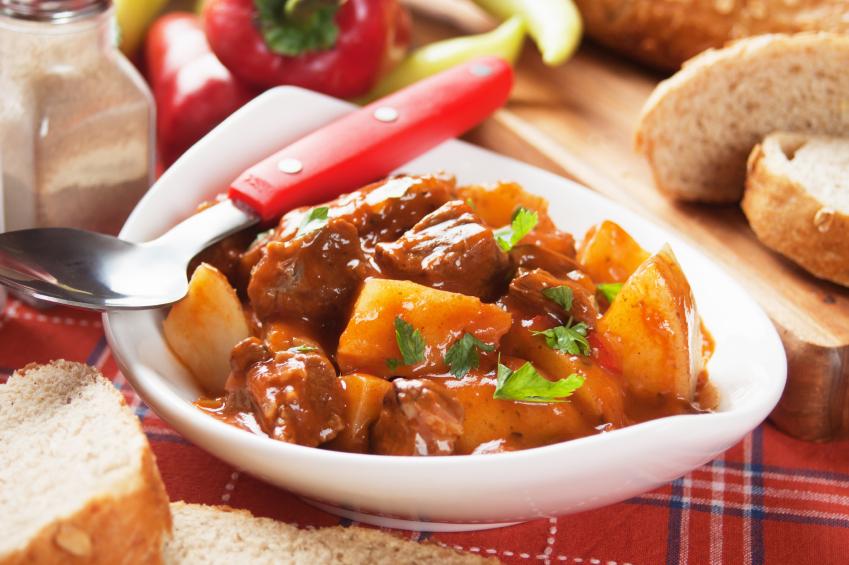 crockpot stew