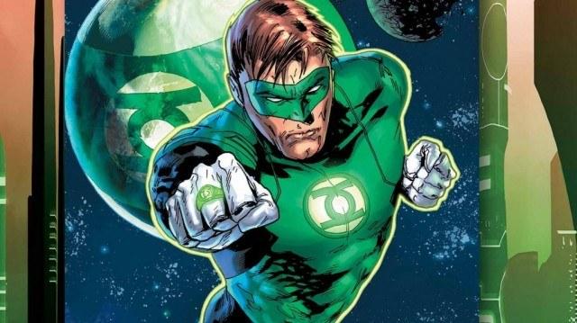 The Green Lantern