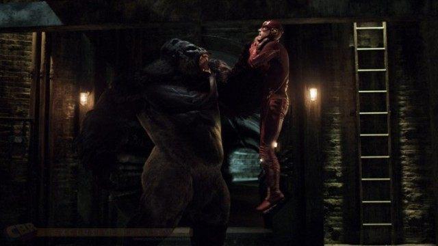 Gorilla Grodd - The Flash, CW