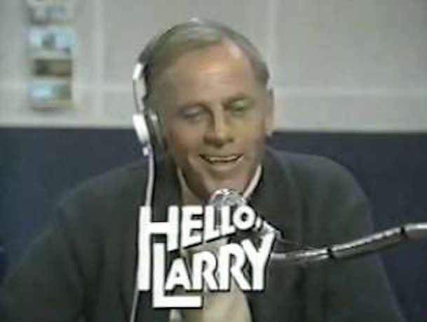 Hello Larry