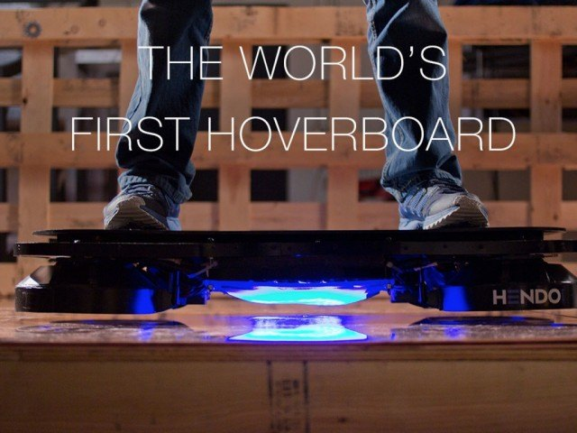 Hendo Hoverboard the world's first real hoverboard Kickstarter campaign