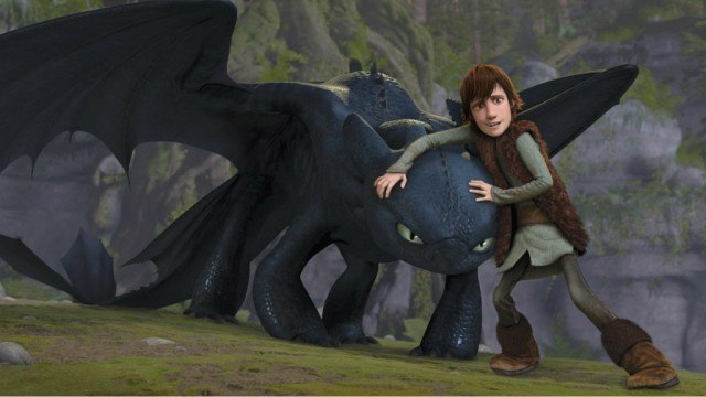 'How to Train Your Dragon'