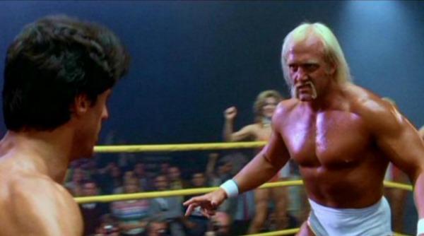 Hulk Hogan as seen in 'Hulk Hogan'.