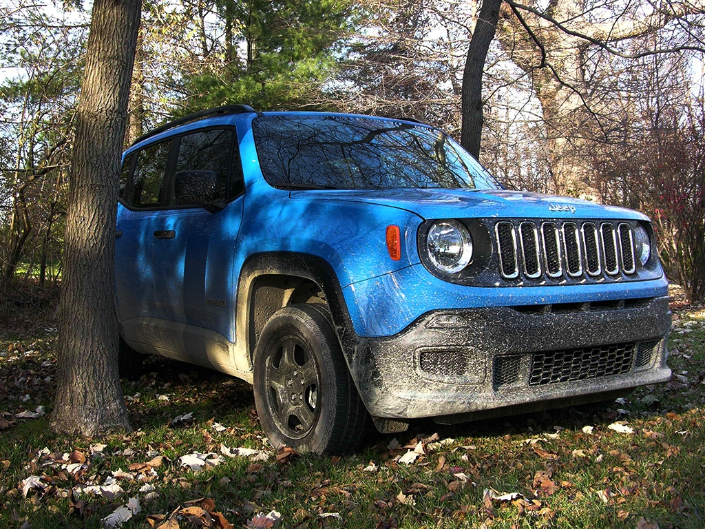 jeep renegade review an entry level wrangler for the urban jeep lover. Black Bedroom Furniture Sets. Home Design Ideas