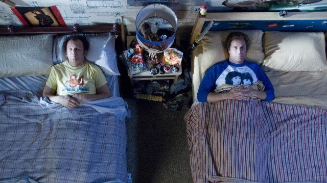 John C Reilly and Will Ferrell in 'Step Brothers'