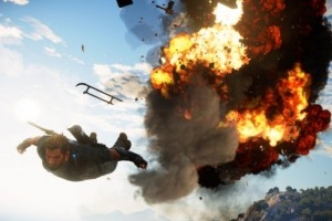 5 Games With the Most Explosive, Ridiculous Action