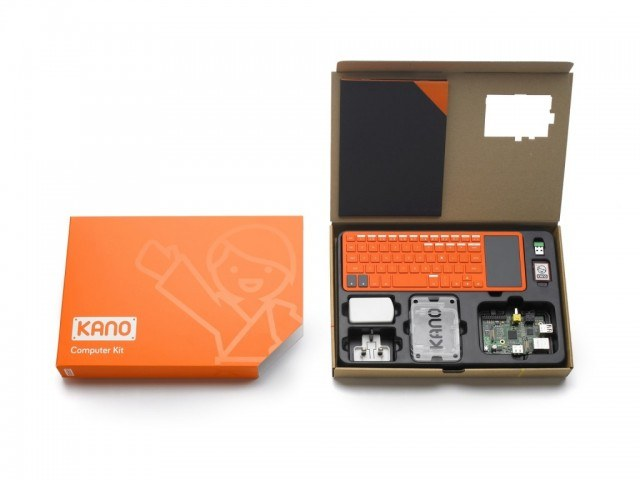 Kano computer kit Kickstarter campaign
