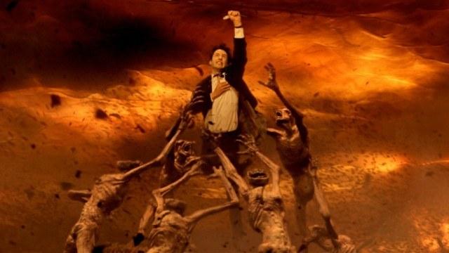 Keanu Reeves in 'Constantine'