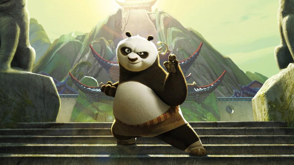 Kung Fu Panda still
