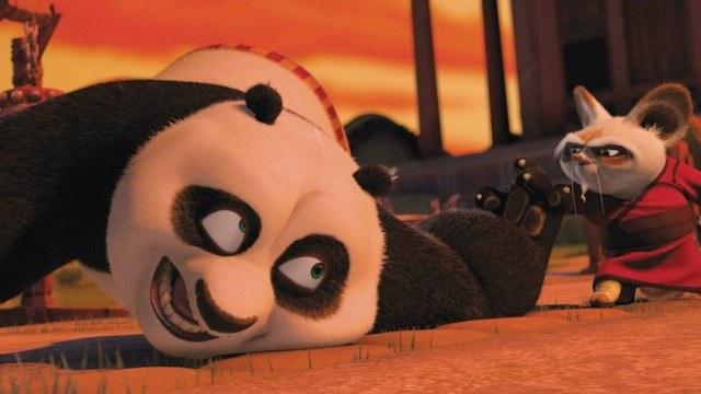 'Kung Fu Panda'