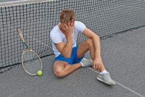 Is Your Head Hurting Your Athletic Performance?