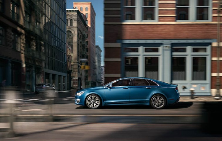 the 2017 lincoln mkz is a baby continental. Black Bedroom Furniture Sets. Home Design Ideas