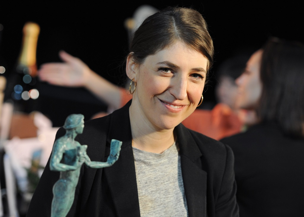 Roles are waiting for Mayim Bialik after The Big Bang Theory.