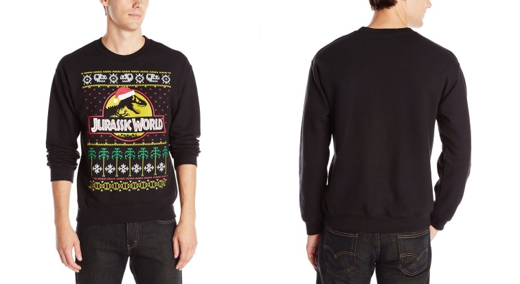 7 Ugly Holiday Sweaters For Sci Fi Nerds