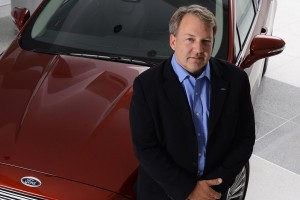 Inside Ford's Big Electric Push With EV Chief Mike Tinskey
