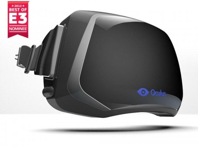 Oculus Rift Kickstarter campaign