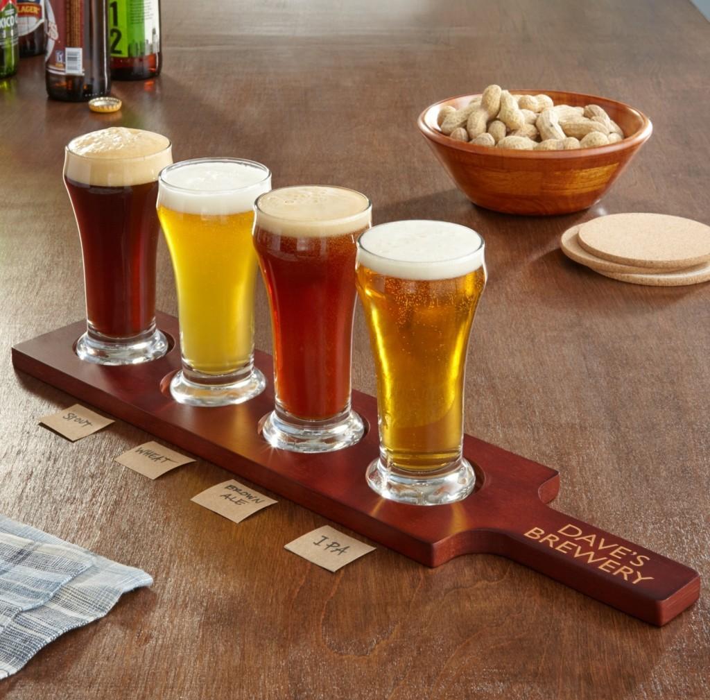 PC Beer Tasting Flight Set