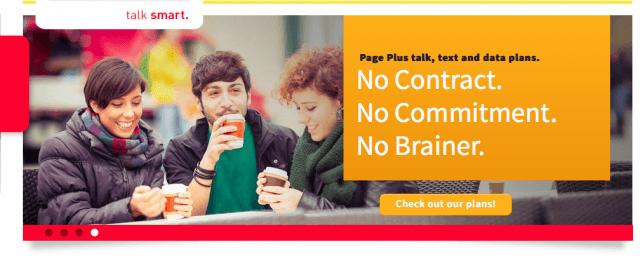 PagePlus prepaid plans