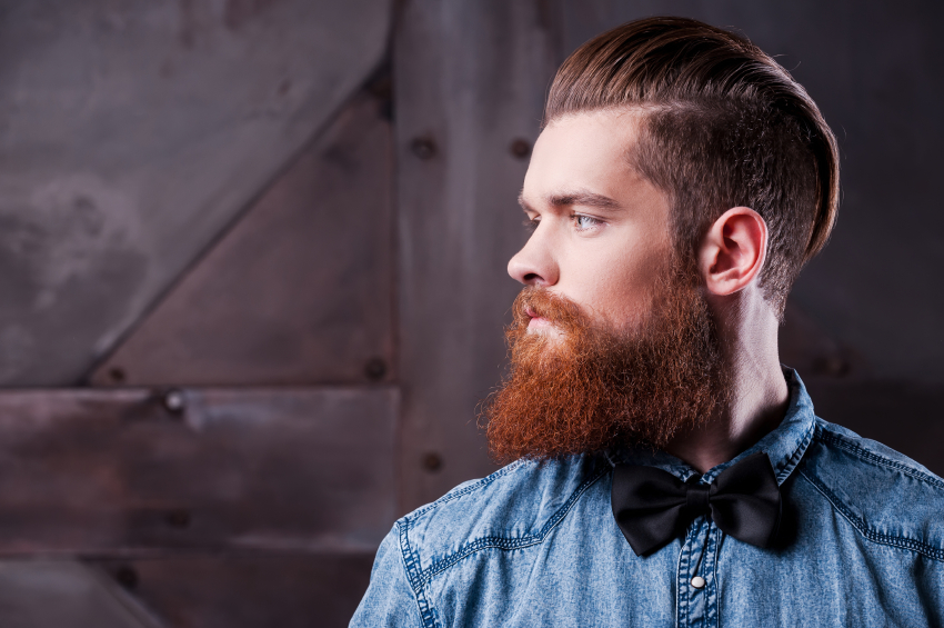 The New Beard Trend You Should Try This Holiday Season