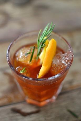 Pisco Porton Autumn Sparkler cocktail