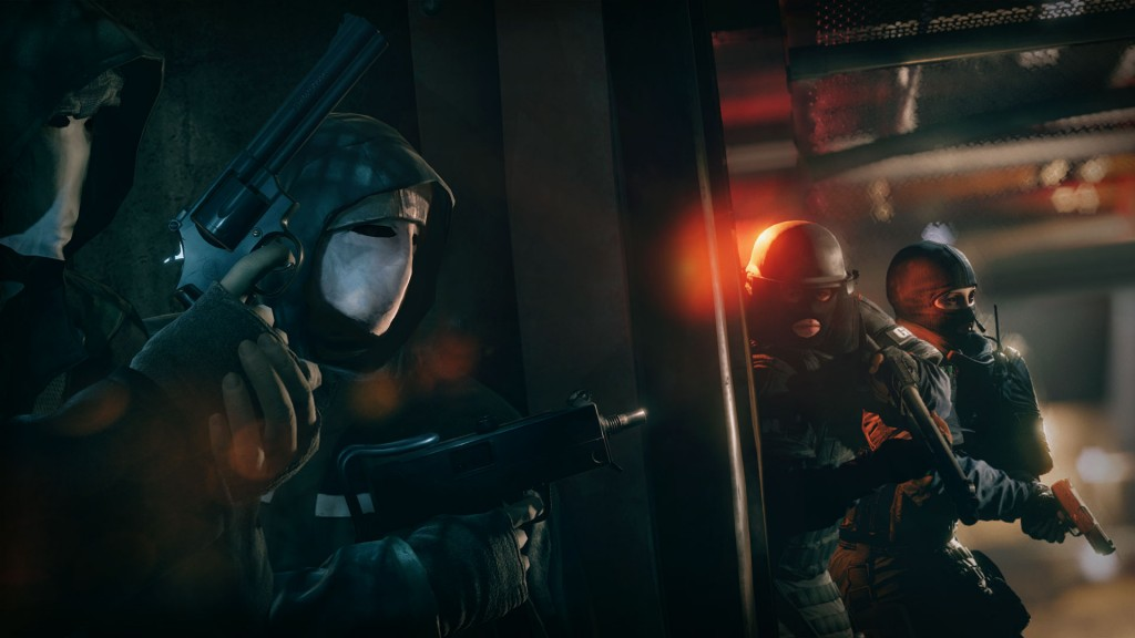 Rainbow Six Siege Terrorist Hunt