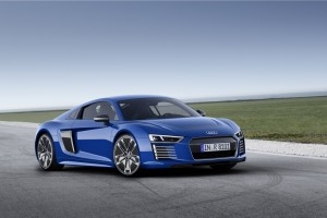 Audi's Electric R8 E-Tron Is Going Into Production –For Europe Only