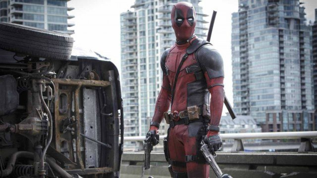 Ryan Reynolds in 'Deadpool'