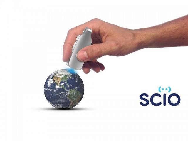 SCiO moleclular scanner Kickstarter campaign