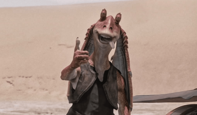 Jar Jar Binks - Star Wars