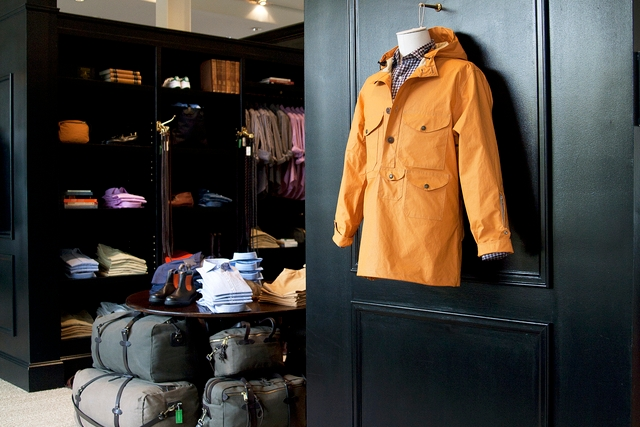 Sid Mashburn men's boutique