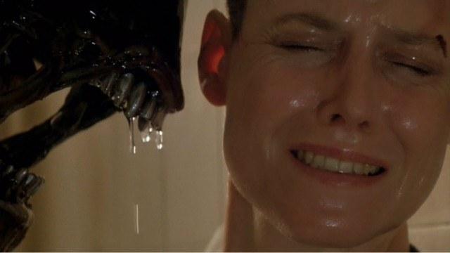 Sigourney Weaver in 'Alien3'