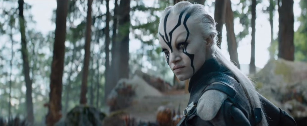 Alien in Star Trek Beyond.
