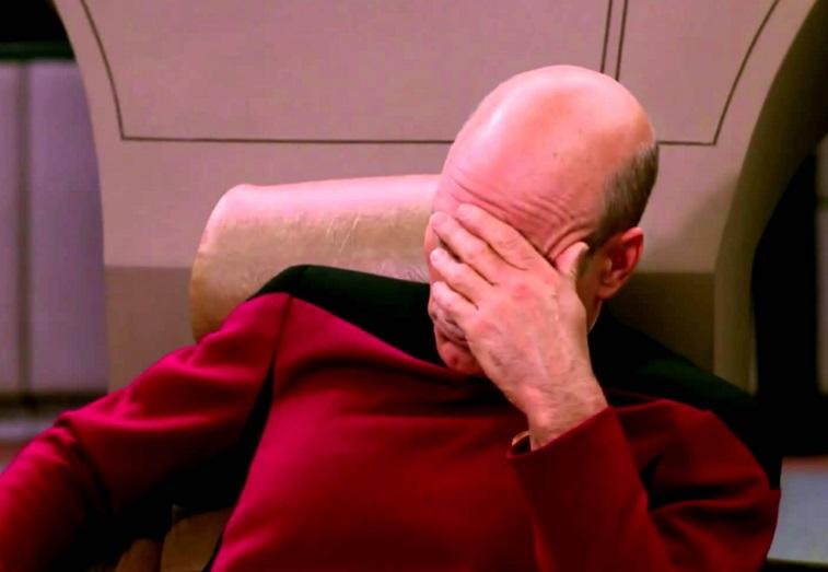Patrick Stewart in Star Trek: The Next Generation | CBS