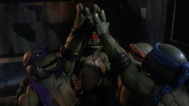 'Teenage Mutant Ninja Turtles' 1990