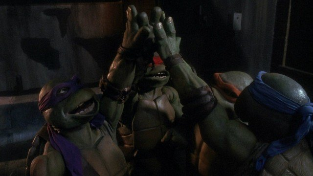 'Teenage Mutant Ninja Turtles' 1990