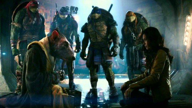 'Teenage Mutant Ninja Turtles' 2014
