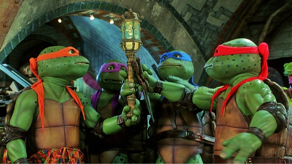 'Teenage Mutant Ninja Turtles III'