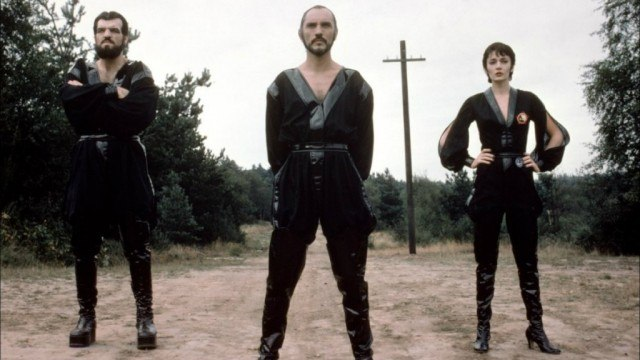 Terence Stamp in 'Superman II'