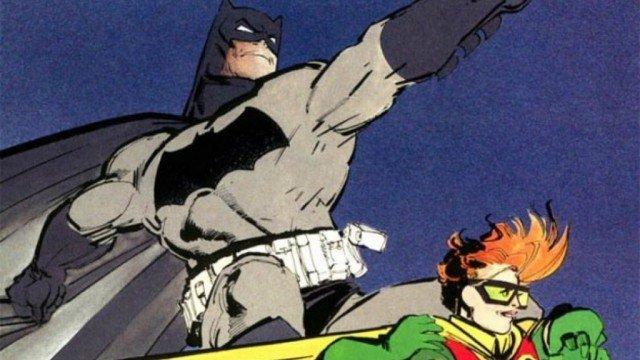 'Batman: The Dark Knight Returns'