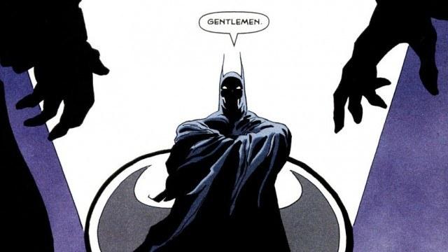 'Batman: The Long Halloween'