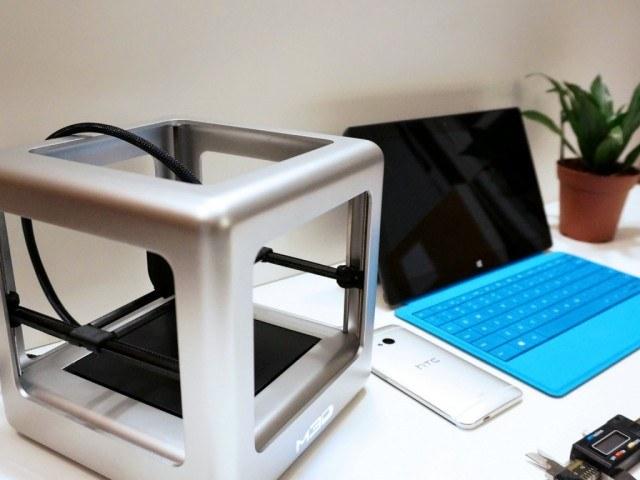 The Micro 3D printer Kickstarter project