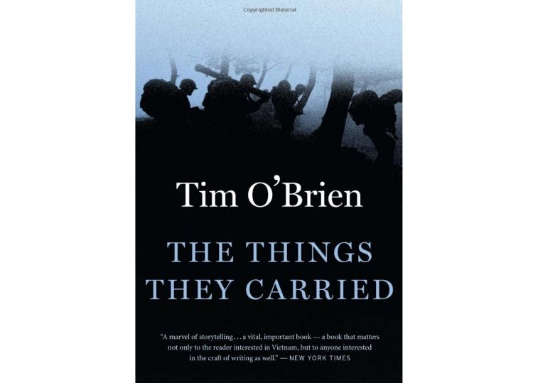 the real and fake stories in the things they carried a book by tim obrien Watch full episodes, video clips and exclusives, read cast bios and browse photos on nbccom  amazing stories watch episodes america's got talent.