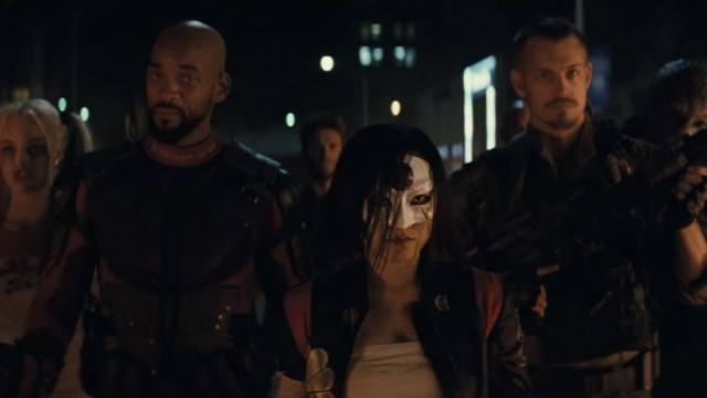 The cast of 'Suicide Squad'