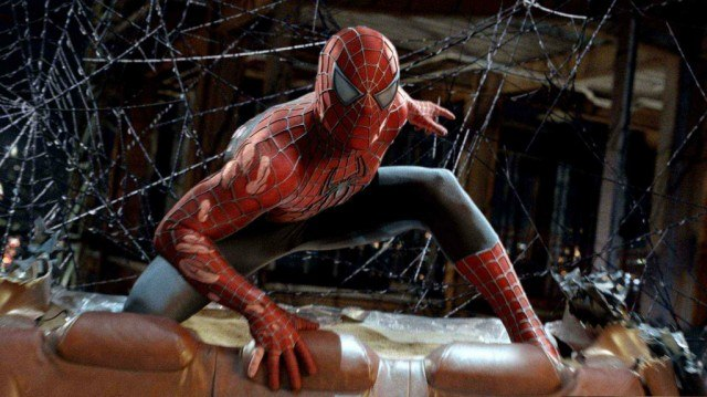 Tobey Maguire in Spider-Man 3