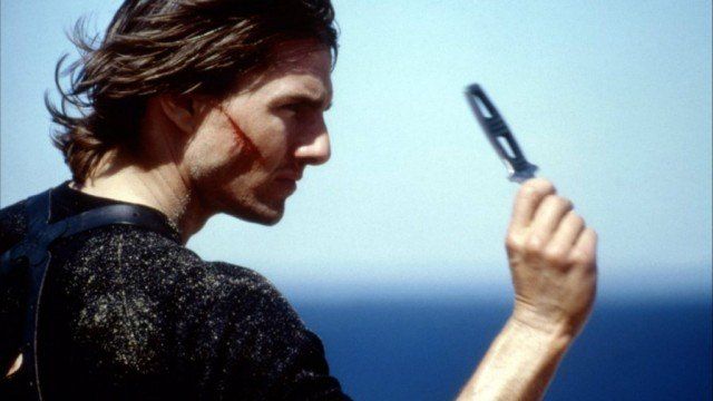 Tom Cruise in 'Mission: Impossible II'