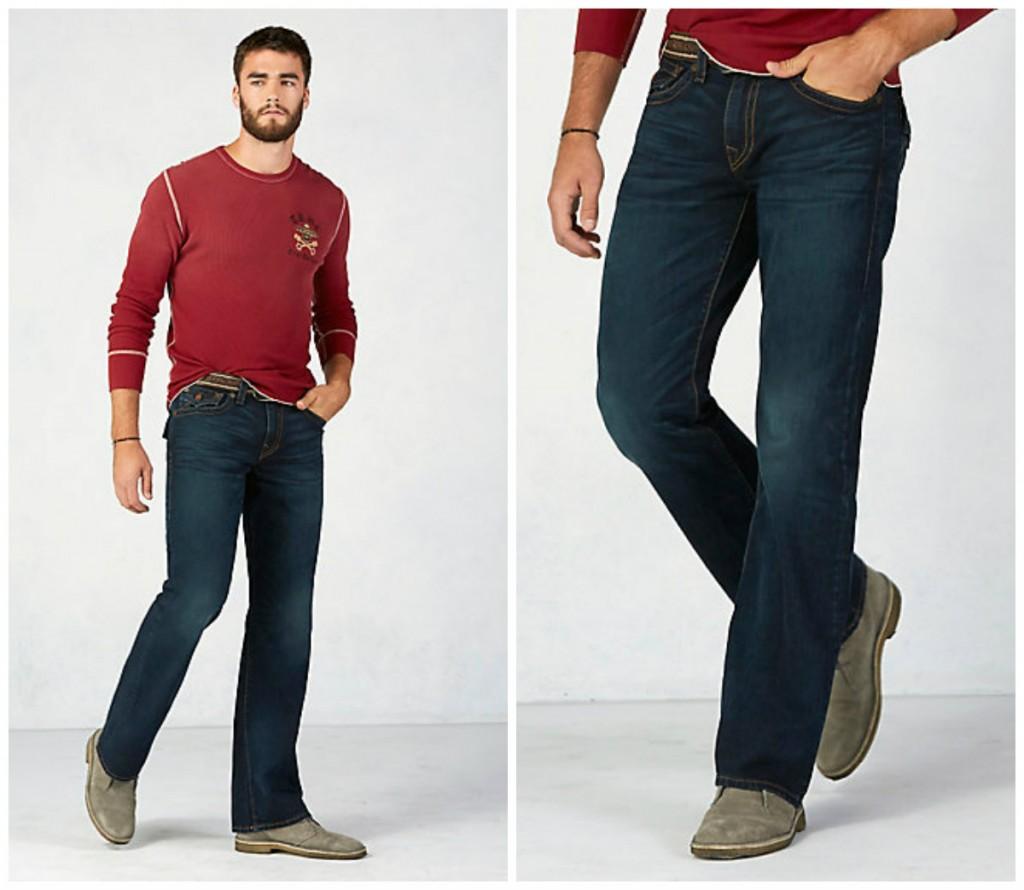 True Religion Billy Bootcut Jeans