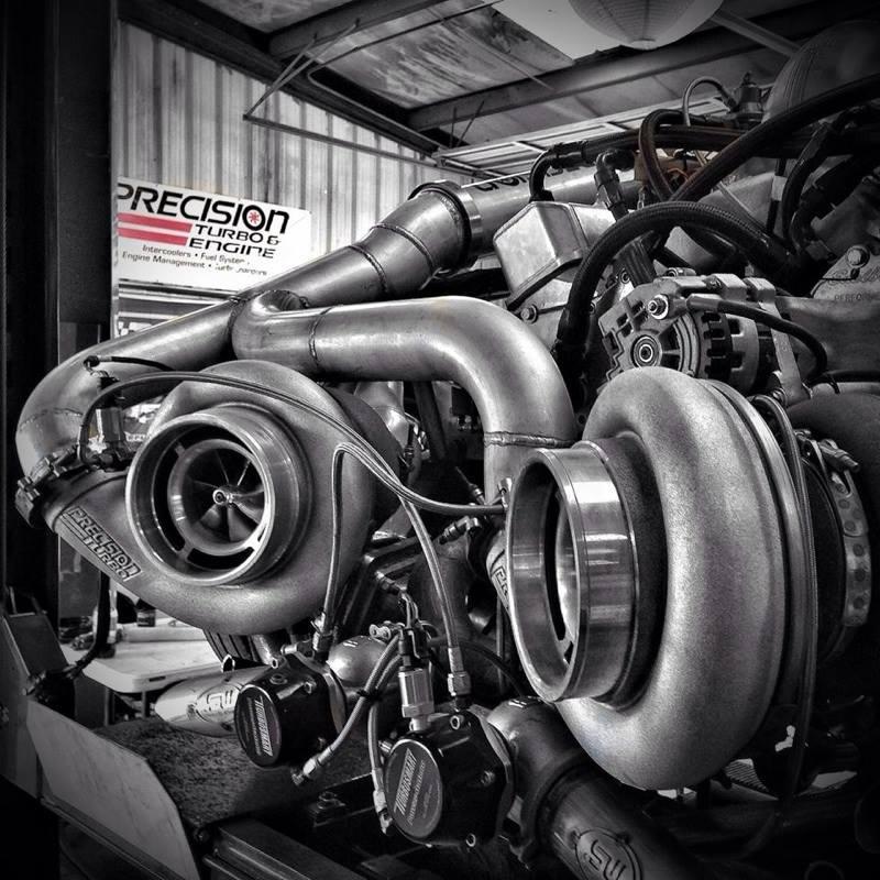 Source: Precision Turbo & Engine