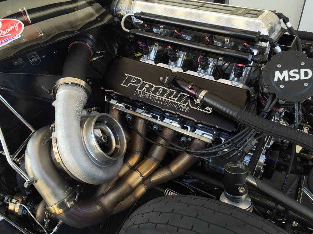 Turbo Precision Turbo & Engine