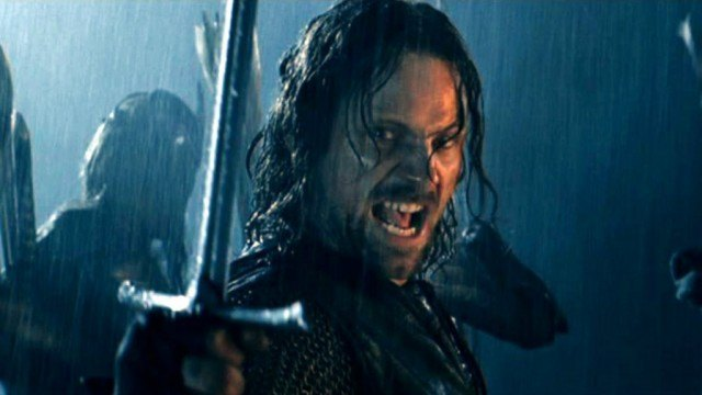 Viggo Mortensen in 'The Lord of the Rings: The Two Towers'